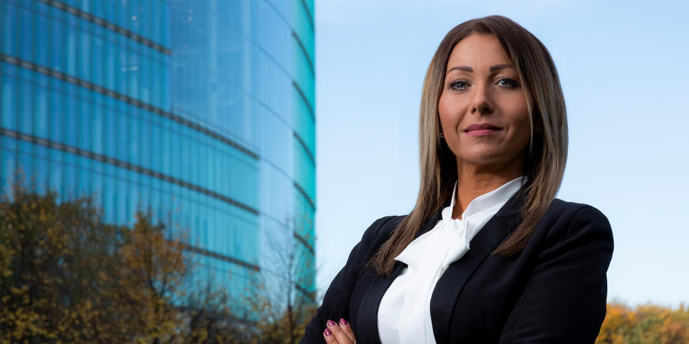 Marta Waack - Senior Acquisition consultant AGBF