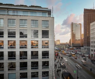 Office Apartments for sale Location Berlin Potsdamer Platz
