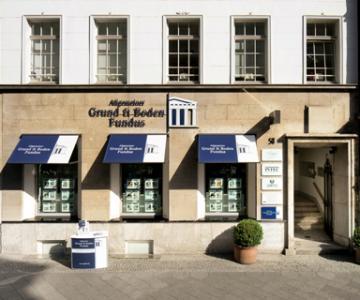 Büro Eigentumswohnungen Standort Jägerstraße 58