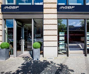 AGBF Büro Eigentumswohnungen Markgrafenstraße Berlin Mitte